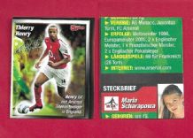 Arsenal Thierry Henry France (2)